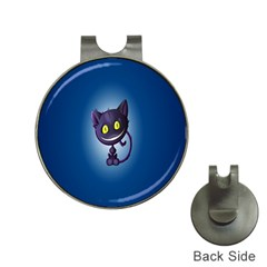 Cats Funny Hat Clips with Golf Markers