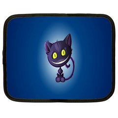 Cats Funny Netbook Case (XXL)