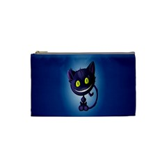 Cats Funny Cosmetic Bag (Small)