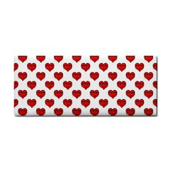 Emoji Heart Shape Drawing Pattern Cosmetic Storage Cases