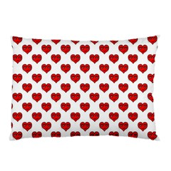 Emoji Heart Shape Drawing Pattern Pillow Case (Two Sides)