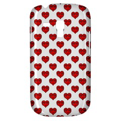 Emoji Heart Shape Drawing Pattern Galaxy S3 Mini