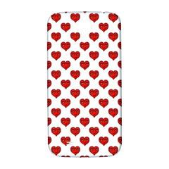 Emoji Heart Shape Drawing Pattern Samsung Galaxy S4 I9500/I9505  Hardshell Back Case