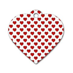 Emoji Heart Character Drawing  Dog Tag Heart (Two Sides)