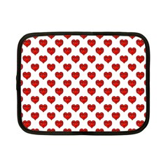 Emoji Heart Character Drawing  Netbook Case (Small)