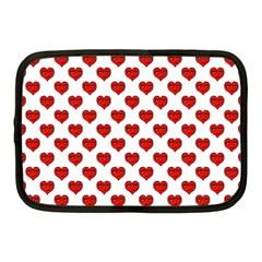 Emoji Heart Character Drawing  Netbook Case (Medium)