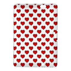 Emoji Heart Character Drawing  Kindle Fire HDX 8.9  Hardshell Case