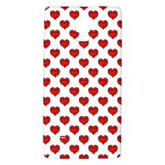 Emoji Heart Character Drawing  Galaxy Note 4 Back Case