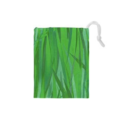 Pattern Drawstring Pouches (Small)