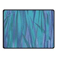 Pattern Double Sided Fleece Blanket (Small)