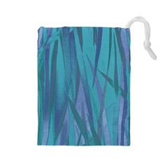 Pattern Drawstring Pouches (Large)