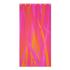 Pattern Shower Curtain 36  x 72  (Stall)