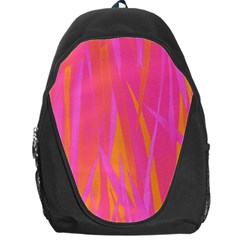 Pattern Backpack Bag