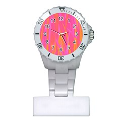 Pattern Plastic Nurses Watch
