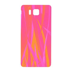 Pattern Samsung Galaxy Alpha Hardshell Back Case