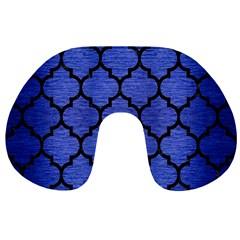 TIL1 BK-MRBL BL-BRSH (R) Travel Neck Pillows