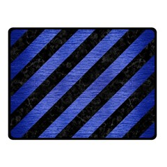 STR3 BK-MRBL BL-BRSH Fleece Blanket (Small)