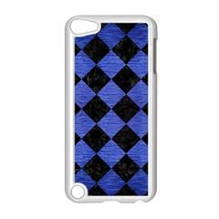 SQR2 BK-MRBL BL-BRSH Apple iPod Touch 5 Case (White)