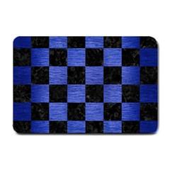 SQR1 BK-MRBL BL-BRSH Small Doormat