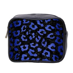 SKN5 BK-MRBL BL-BRSH (R) Mini Toiletries Bag 2-Side