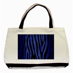 SKN4 BK-MRBL BL-BRSH (R) Basic Tote Bag
