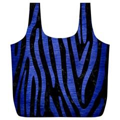 SKN4 BK-MRBL BL-BRSH (R) Full Print Recycle Bags (L)