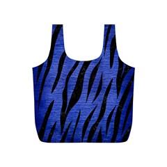 SKN3 BK-MRBL BL-BRSH (R) Full Print Recycle Bags (S)