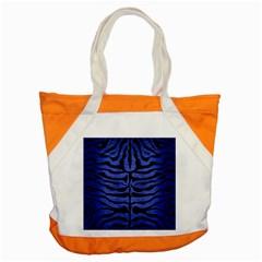 SKN2 BK-MRBL BL-BRSH (R) Accent Tote Bag