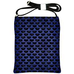 SCA3 BK-MRBL BL-BRSH Shoulder Sling Bags