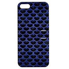 SCA3 BK-MRBL BL-BRSH Apple iPhone 5 Hardshell Case with Stand
