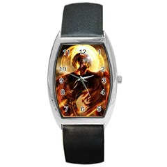 Bidadaro Barrel Style Metal Watch