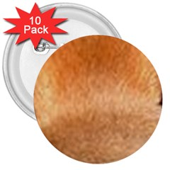 Chow Chow Eyes 3  Buttons (10 pack)