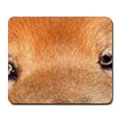Chow Chow Eyes Large Mousepads