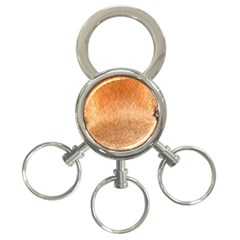 Chow Chow Eyes 3-Ring Key Chains