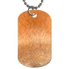 Chow Chow Eyes Dog Tag (One Side)