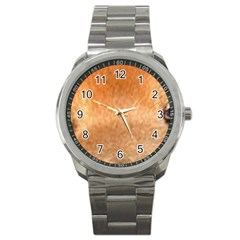 Chow Chow Eyes Sport Metal Watch