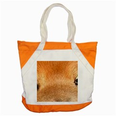 Chow Chow Eyes Accent Tote Bag