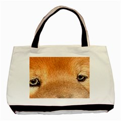 Chow Chow Eyes Basic Tote Bag (Two Sides)