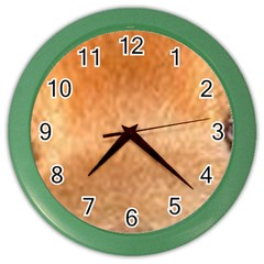 Chow Chow Eyes Color Wall Clocks