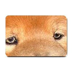 Chow Chow Eyes Small Doormat