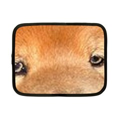 Chow Chow Eyes Netbook Case (Small)