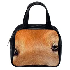 Chow Chow Eyes Classic Handbags (One Side)