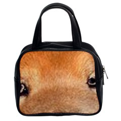 Chow Chow Eyes Classic Handbags (2 Sides)