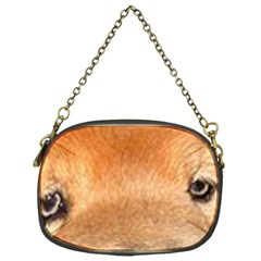 Chow Chow Eyes Chain Purses (One Side)