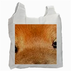 Chow Chow Eyes Recycle Bag (One Side)