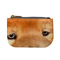 Chow Chow Eyes Mini Coin Purses