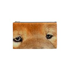 Chow Chow Eyes Cosmetic Bag (Small)