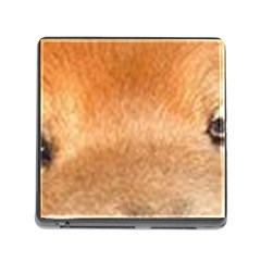 Chow Chow Eyes Memory Card Reader (Square)