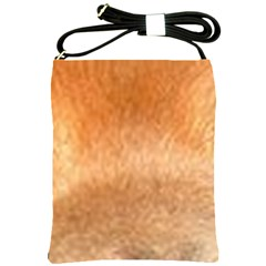 Chow Chow Eyes Shoulder Sling Bags