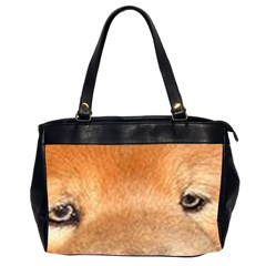Chow Chow Eyes Office Handbags (2 Sides)